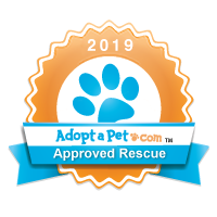 An Adopt-A-Pet Approved Rescue